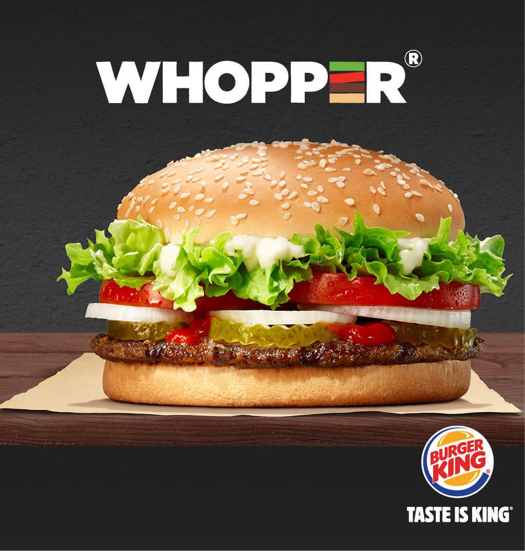 burger king middle east