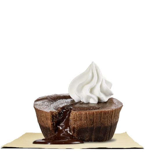 Chocolate Brownie Hottie | BURGER KING®