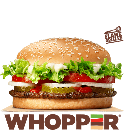 WHOPPER® Sandwich | BURGER KING®