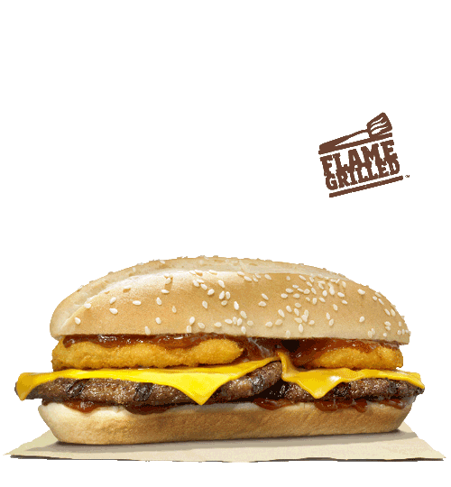 Your go to burger at each fast food joint? | NeoGAF