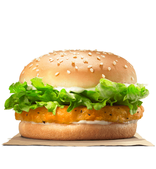 Fast Food Veggie Burger Nutrition
