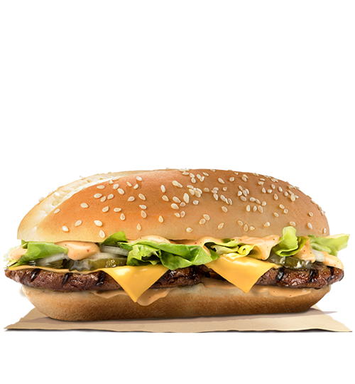Long Big King | BURGER KING®