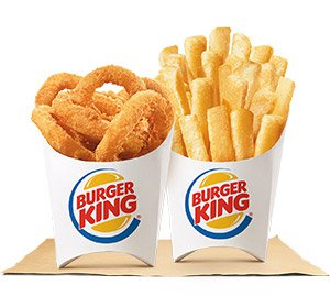 Burger King Onion Rings Uk