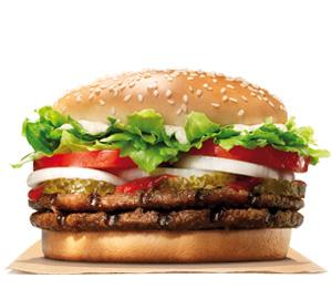 Carne Burger King Espana