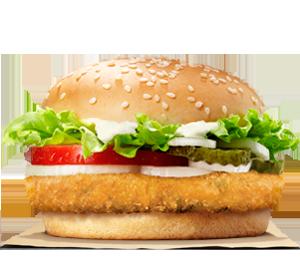 Burger King Salaatti