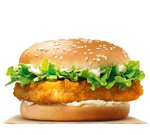 kylling og salat burger king norway. Black Bedroom Furniture Sets. Home Design Ideas