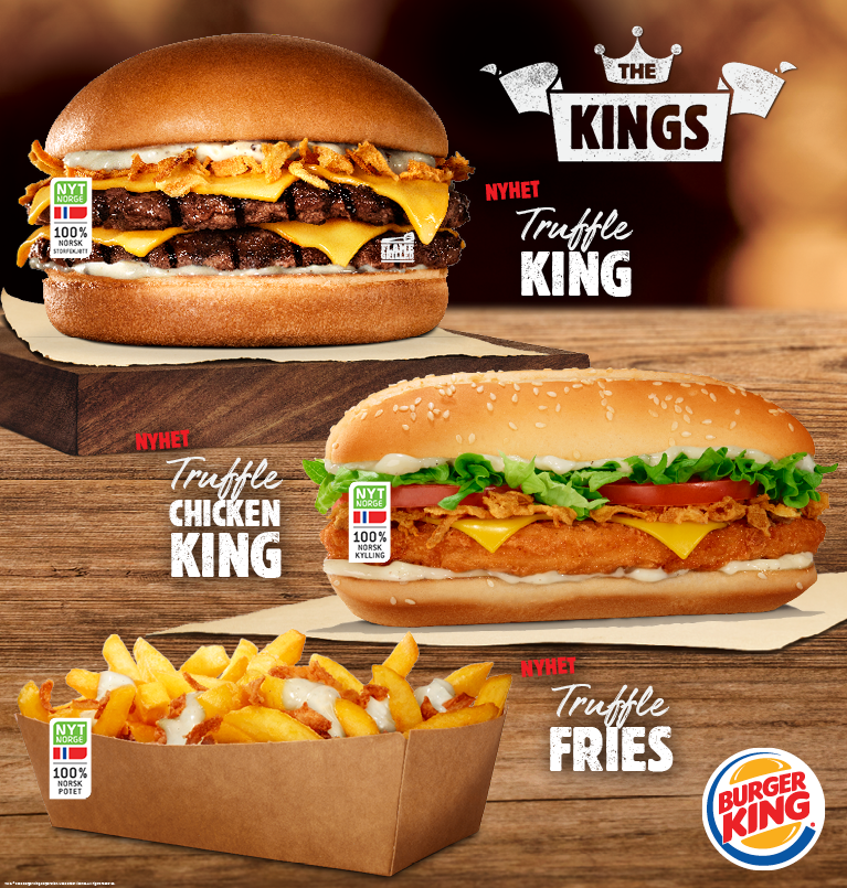 BURGER KING | NORWAY